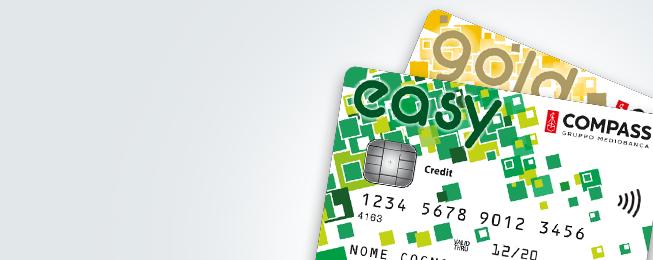 Carte di Credito Compass: Richiedi Online la tua Visa o Mastercard